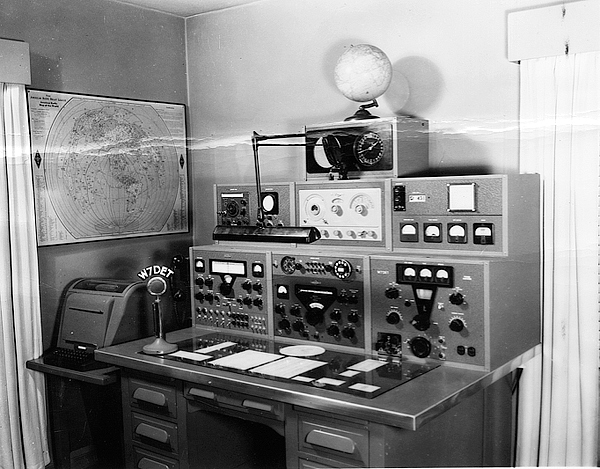 Communications nostalgia talk for Classic house radio station