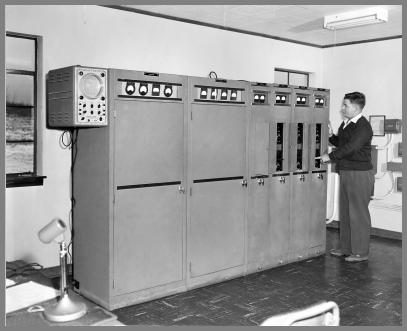 The original WCM main transmitter