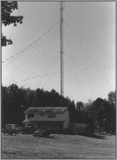 WJG - Building and antennas