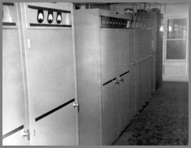 WLC Transmitter Room - Row 1