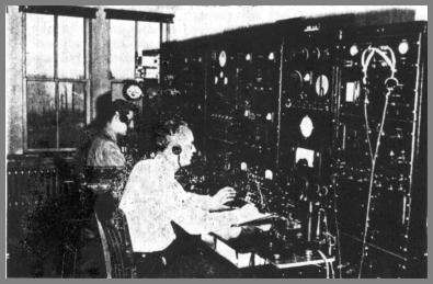 WLC operating position in 1947