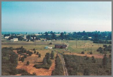 Small photo of the WMI site in 1966.
